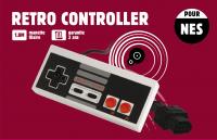 image produit Manette compatible NES