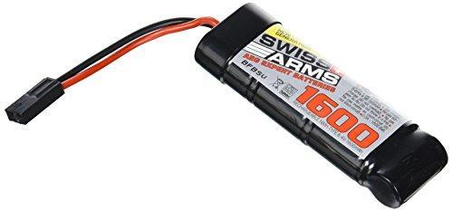 Batterie INTELLECT Haute Performance NIMH type mini 8,4V 1600mAh