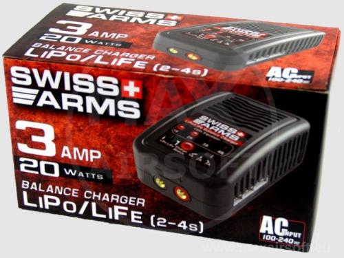 Chargeur de batterie 3 en 1: LiPo/ LiFe/ NiMH