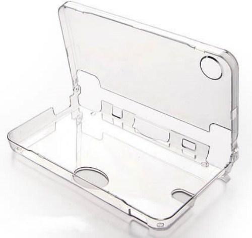 DSi XL Coque de protection transparente (sans emballage)