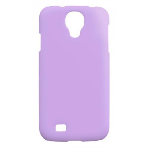 Etui Housse Coque Pastel Samsung Galaxy S4 Mini - Violet
