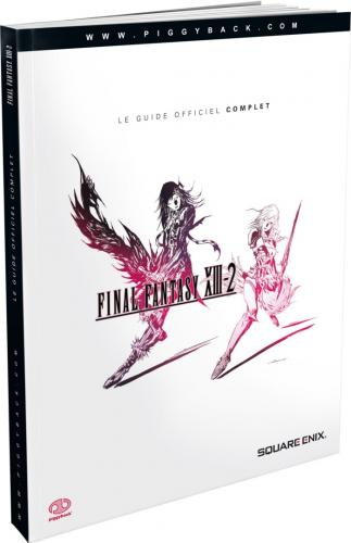 Guide officiel Final Fantasy XIII-2 [FR l PDF]