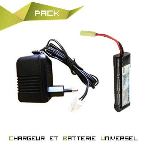 chargeur batterie 8 4v